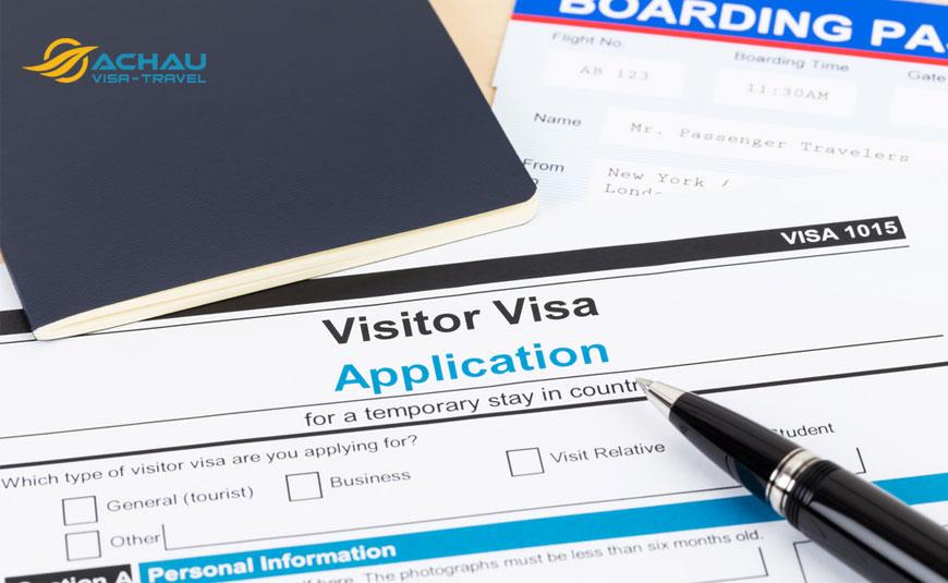Xin visa thăm thân Hàn Quốc