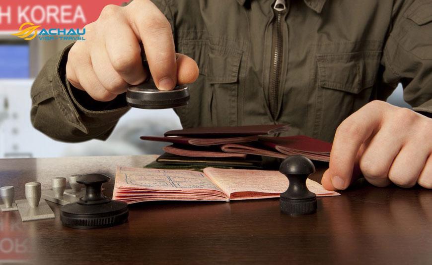Yếu tố ảnh hưởng đến việc xin visa Hàn Quốc 5 năm