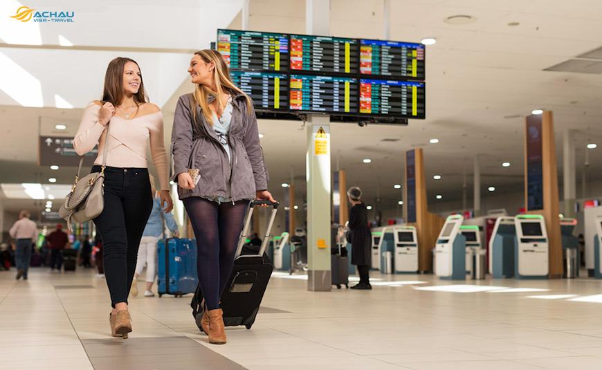 Các thủ tục Xuất nhập cảnh phải trải qua khi du lịch nước ngoài 2