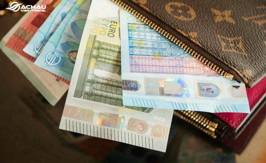 Chứng minh tài chính khi xin visa Schengen cần những loại giấy tờ nào?