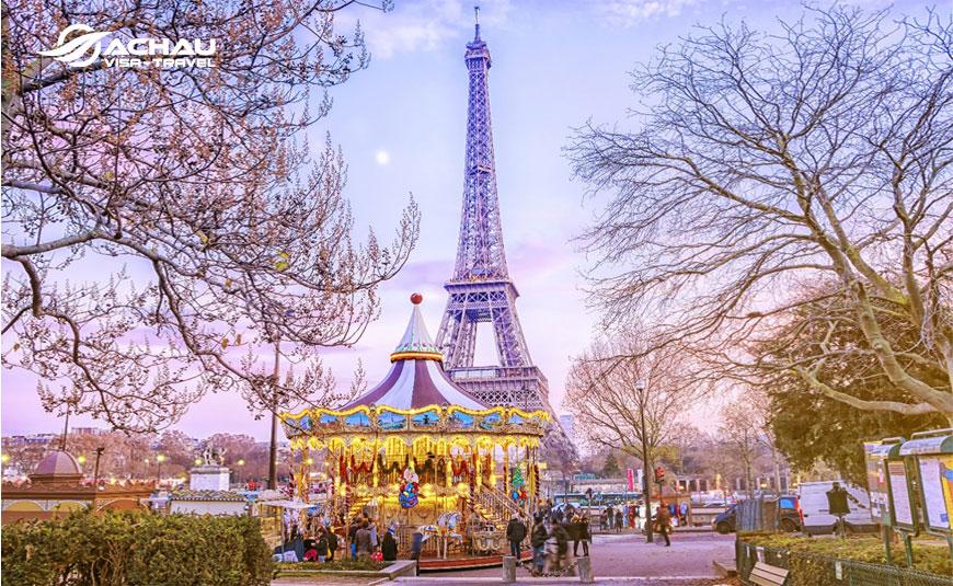 Cần chuẩn bị bao nhiêu tiền du lịch Paris - Pháp 5N4Đ? 5