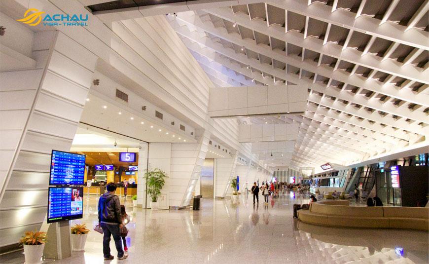 Có cần xin visa Đài Loan khi quá cảnh ở sân bay Đào Viên không?