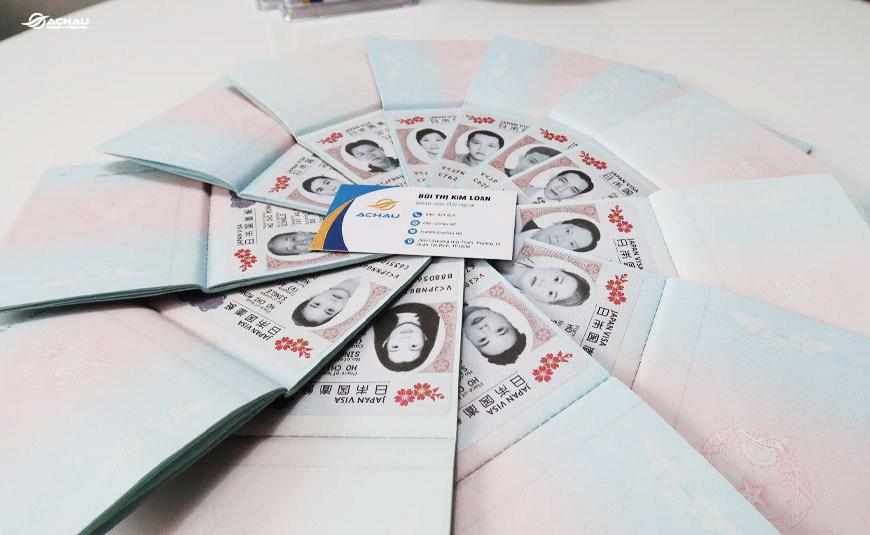 Có thể nhờ người thân nộp hồ sơ và nhận kết quả xin Visa Nhật Bản không? 2