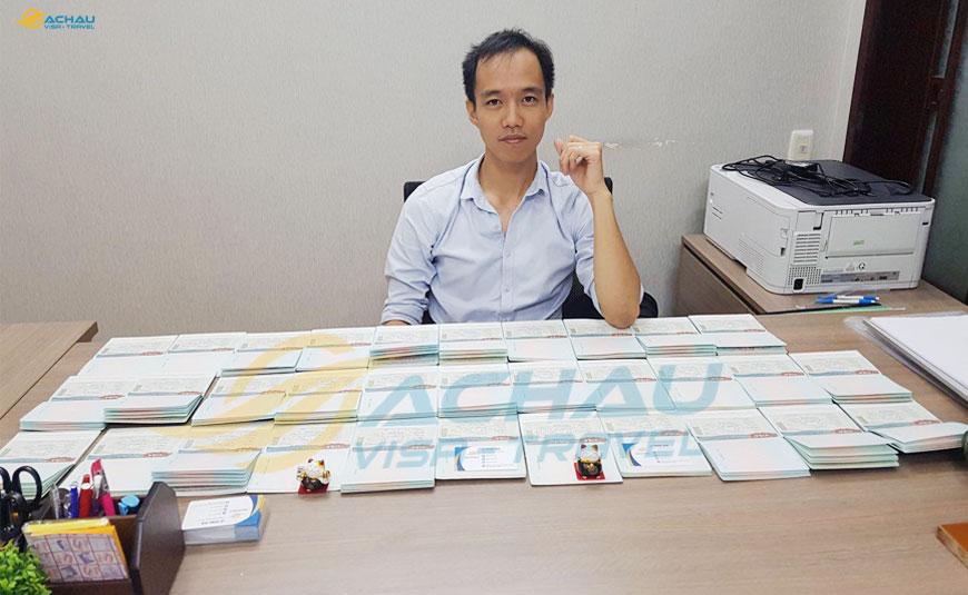 Dịch vụ xin visa Đài Loan 10 năm 3
