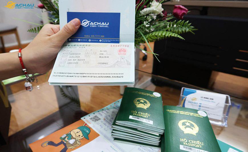 Dịch vụ xin Visa Trung Quốc trọn gói, nhanh chóng, uy tín