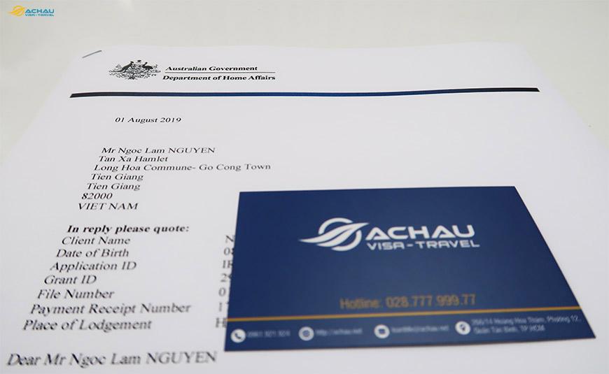 Dịch vụ xin visa Úc online nhanh chóng, tiết kiệm 2