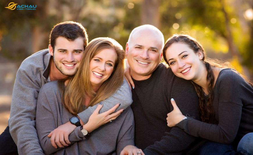 Dịch vụ xin visa Úc thăm người thân dễ dàng
