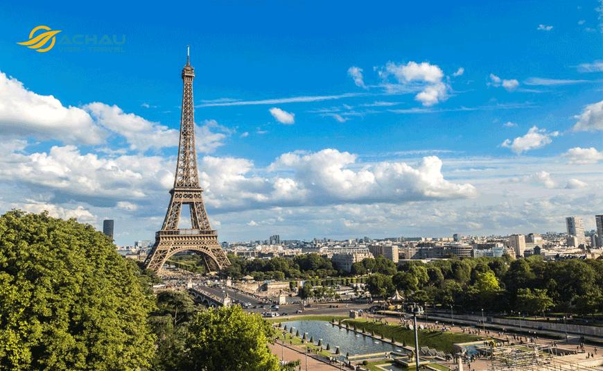 Địa điểm du lịch Pháp