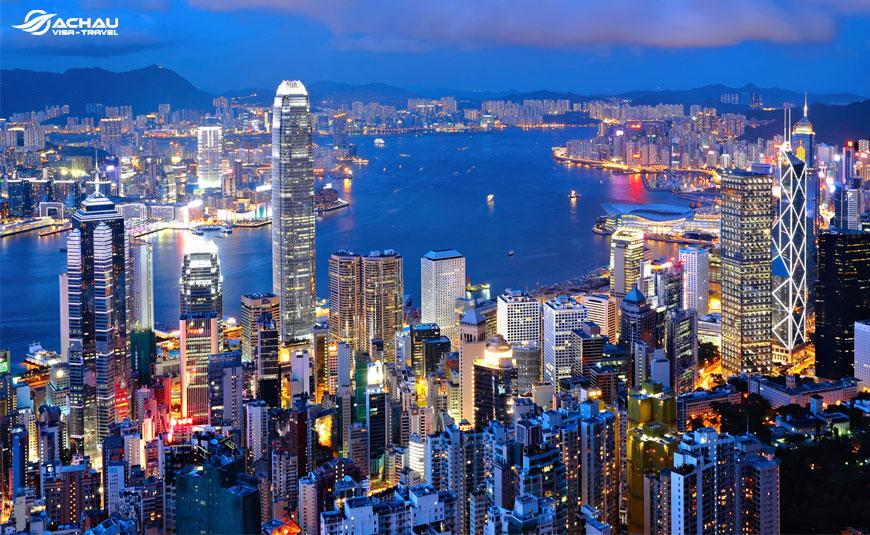 Bạn đã biết những gì về Hong Kong?