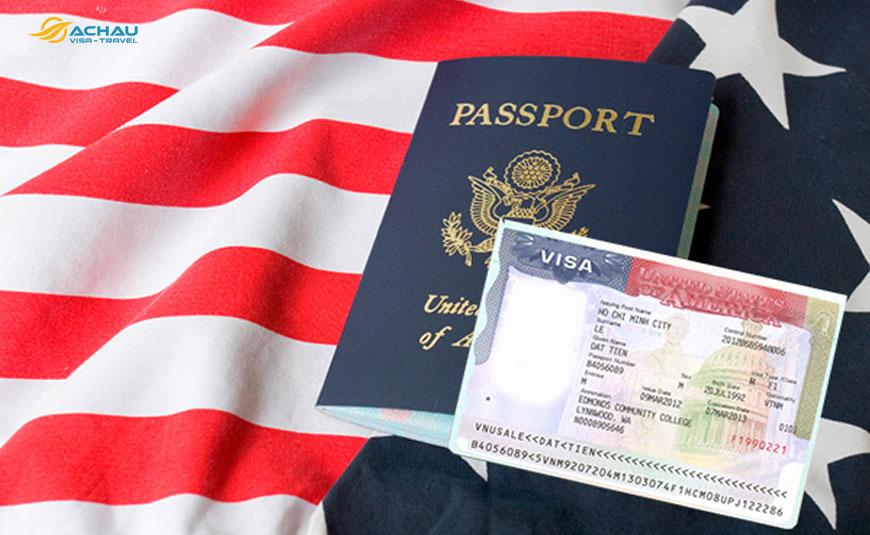 Những thuận lợi và khó khăn khi gia hạn visa Mỹ qua đường bưu điện 2