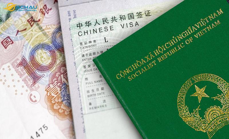 Tổng hợp những thắc mắc thường gặp khi xin Visa Trung Quốc