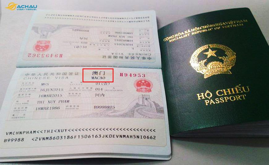 Tổng hợp những thắc mắc thường gặp khi xin Visa Trung Quốc 2