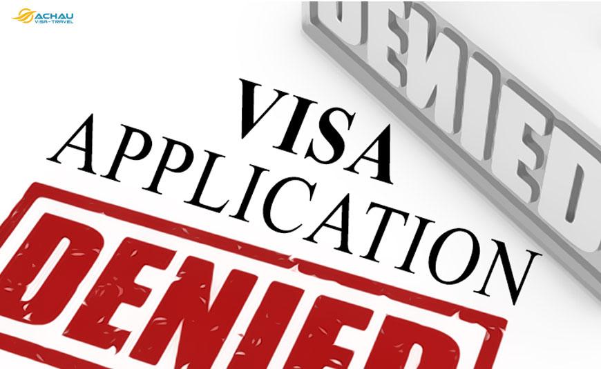 Hướng dẫn cách xử lý trong các trường hợp rớt Visa 2