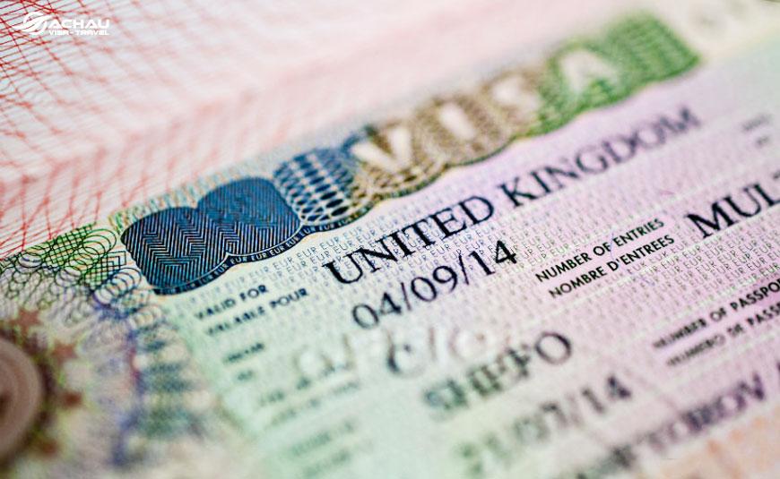 Hướng dẫn chi tiết cách điền form online xin visa du lịch Anh 1