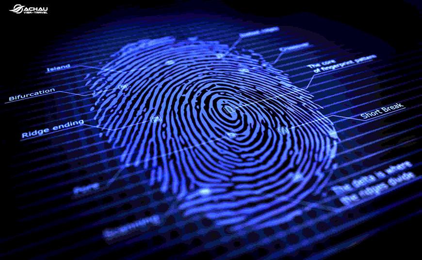 Hướng dẫn quy trình lấy dấu vân tay khi xin Visa Mỹ