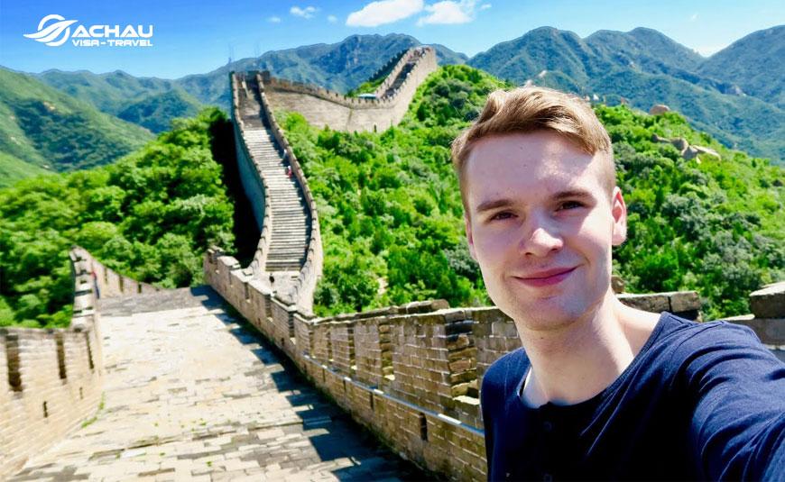 Hướng dẫn xin visa du lịch Trung Quốc cho sinh viên