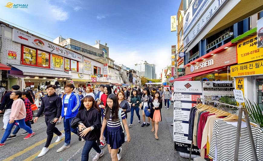 Làm sao để khám phá Seoul trọn vẹn mà không lo hết tiền? 6