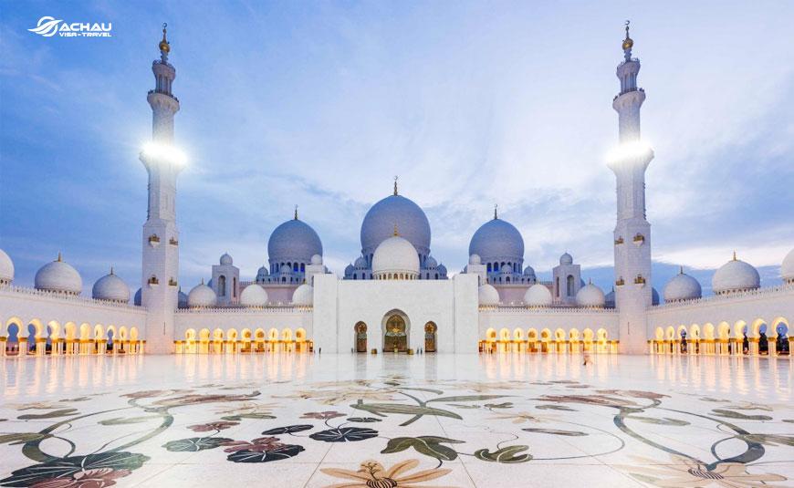 kinh nghiệm du lịch Dubai tự túc 2