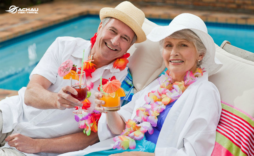 Kinh nghiệm du lịch nước ngoài cho người lớn tuổi (bố mẹ)
