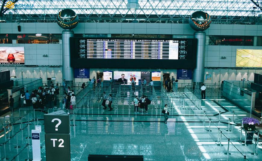 Kinh nghiệm giúp bạn qua cửa an ninh sân bay 3