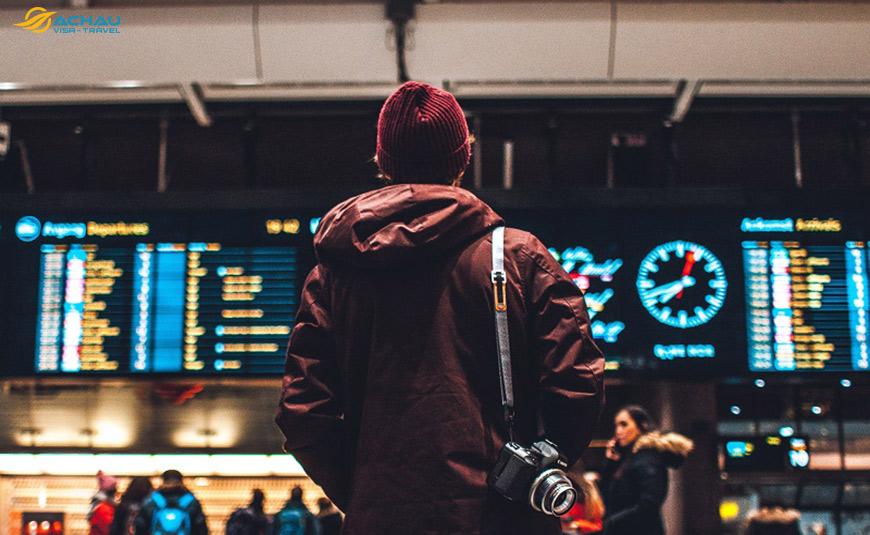 Kinh nghiệm giúp bạn qua cửa an ninh sân bay dễ dàng
