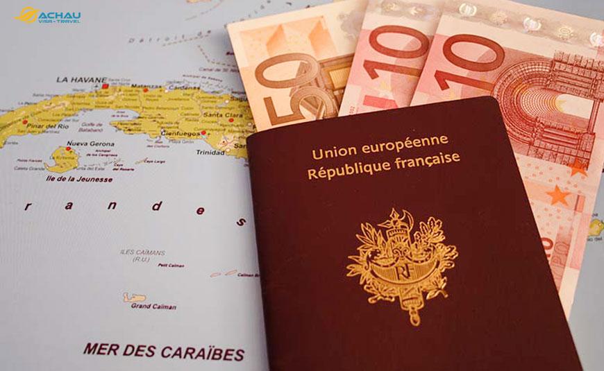 Chia sẻ kinh nghiệm xin visa du lịch Pháp