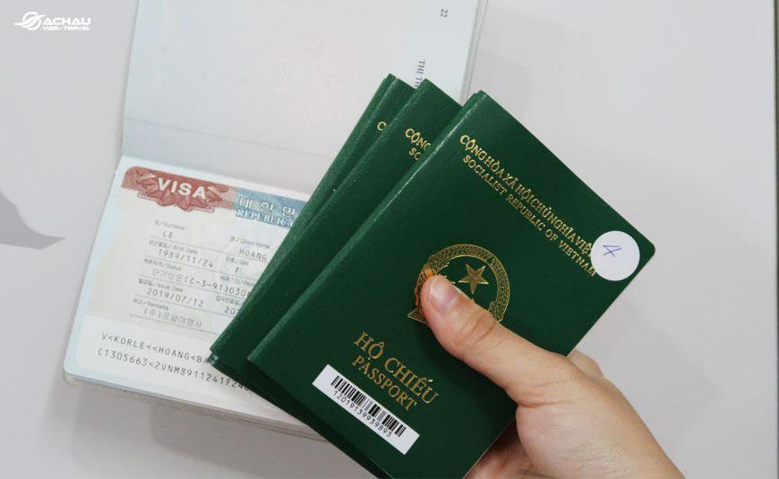 Tổng hợp kinh nghiệm xin visa đi nước ngoài thành công 2