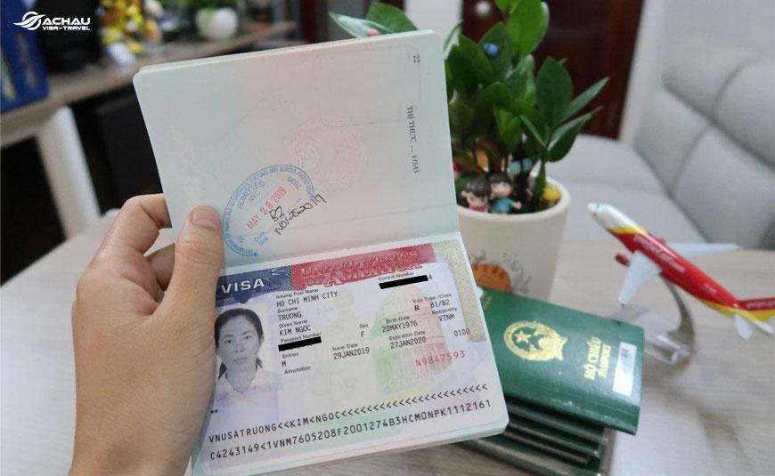Tổng hợp kinh nghiệm xin visa đi nước ngoài thành công