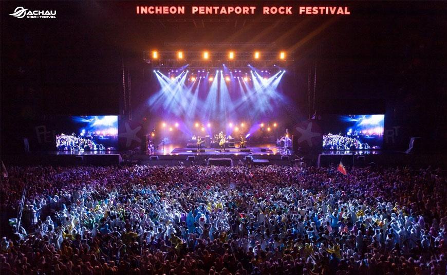 Lễ hội mùa hè ở Hàn Quốc 2