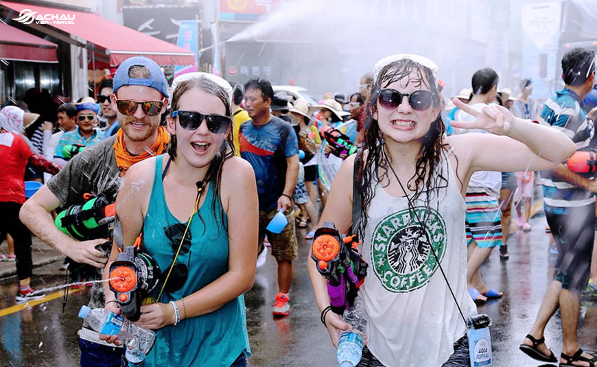 Lễ hội mùa hè ở Hàn Quốc 6