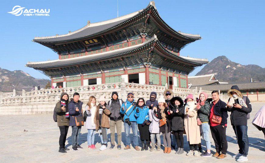 Lưu ý khi du lịch Hàn Quốc theo tour 3