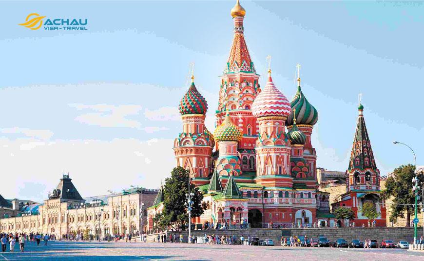 Những lưu ý khi đi du lịch nước Nga