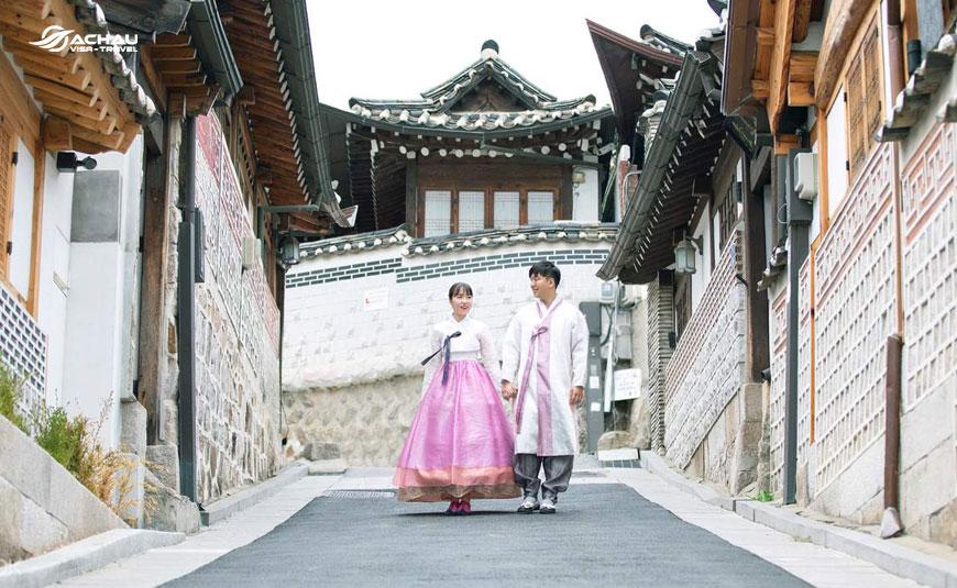 Mặc Hanbok, chụp hình ở đâu cho chất khi du lịch Hàn Quốc? 2