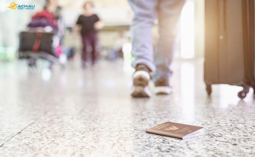 Du khách Việt được cấp Hộ chiếu nhanh trong vòng 2 ngày nếu bị mất ở nước ngoài