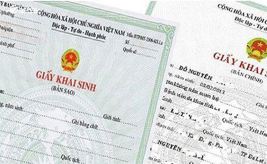 Người lớn tuổi xin visa Úc có cần giấy khai sinh không? 2