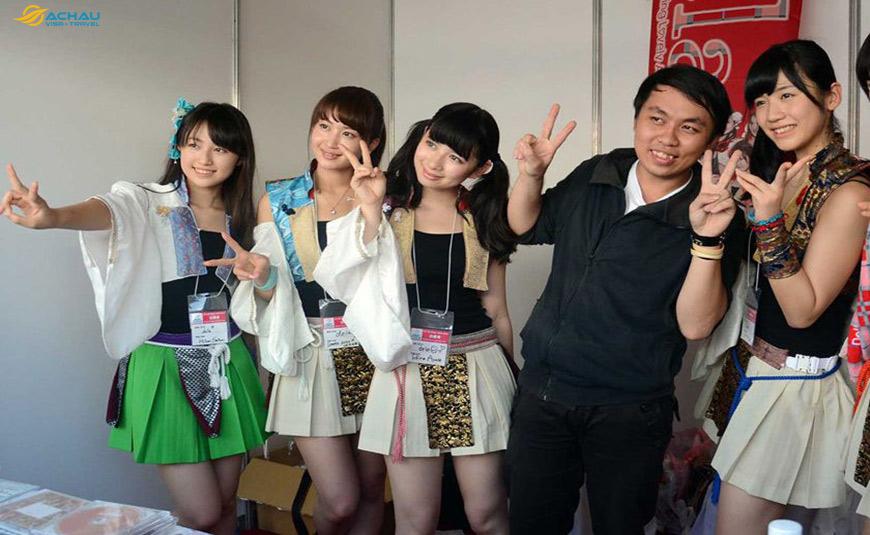 Nắm rõ các nguyên tắc quay phim, chụp ảnh khi du lịch Nhật Bản 5