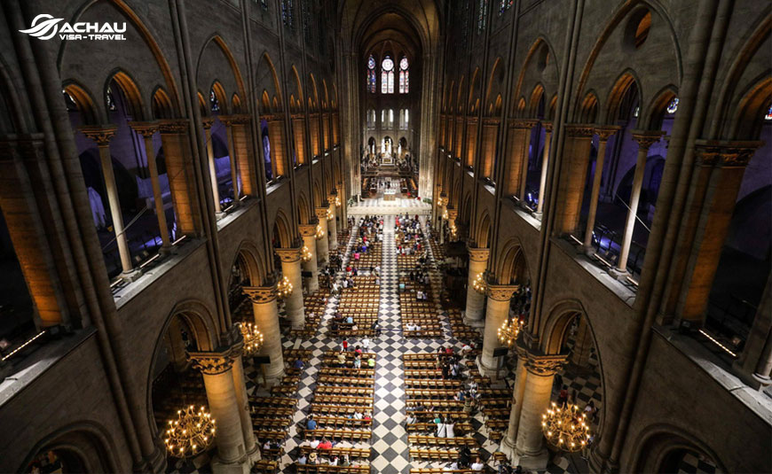 Nhà thờ Đức Bà Paris - Trái tim của kinh đô ánh sáng 2