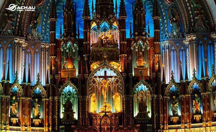 Nhà thờ Đức Bà Paris - Trái tim của kinh đô ánh sáng 4