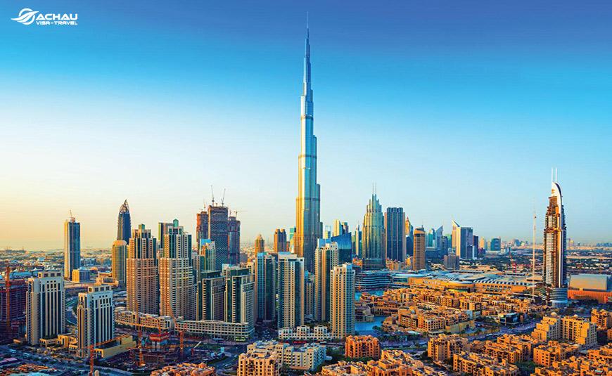 Khám phá những cái nhất thế giới của Dubai 2
