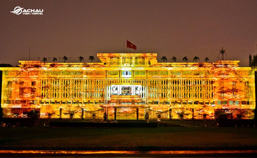 những địa điểm đẹp ở Sài Gòn 5