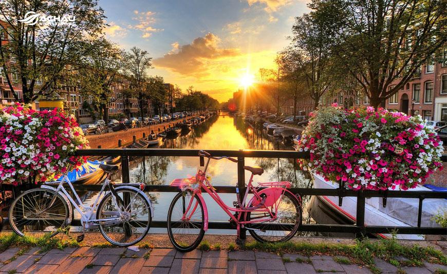 Các địa điểm du lịch Châu Âu không nên bỏ lỡ 4