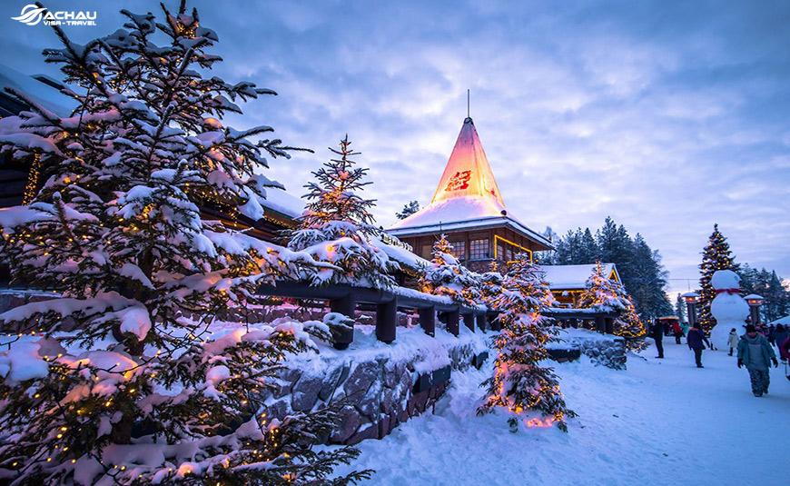 Tháng 12, nên đi du lịch ở những địa điểm nào? 5