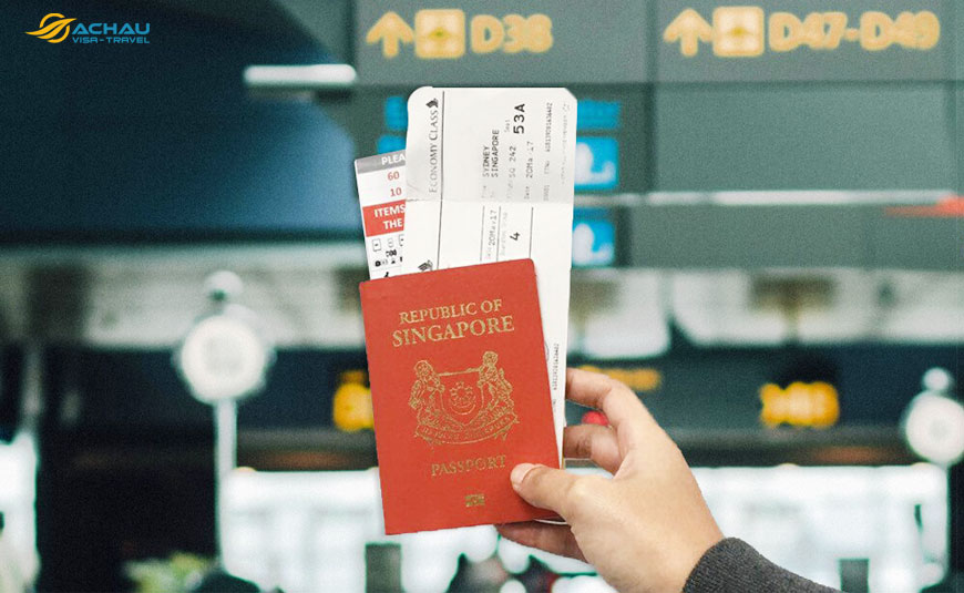 Những nguyên nhân khiến bạn bị từ chối xuất cảnh vì… hộ chiếu 2