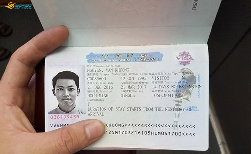 Lưu trú quá hạn Visa Đài Loan sẽ bị xử phạt như thế nào?