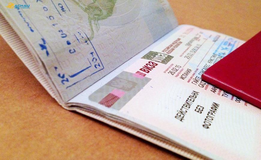 Kinh nghiệm phỏng vấn xin visa Nga 1