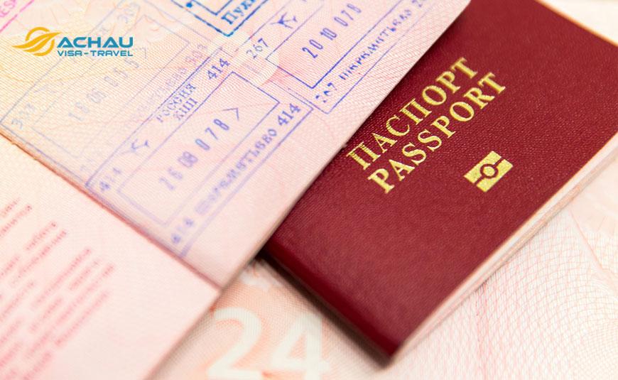 Phỏng vấn xin visa Nga diện du lịch