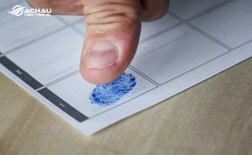 Thông tin về quy trình nhận dạng sinh trắc học mới khi xin Visa Canada 2