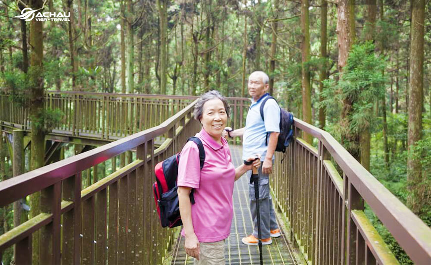 3 Quốc gia ở Châu Á phù hợp cho người lớn tuổi đi du lịch