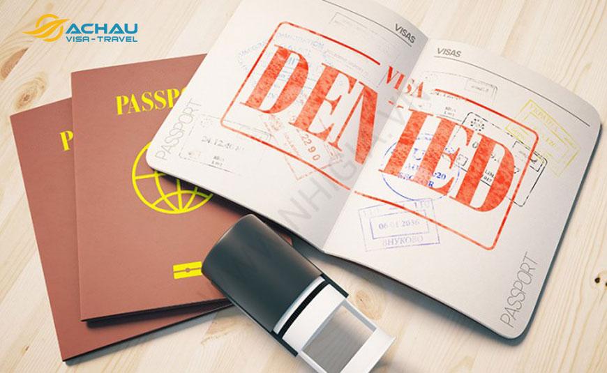 Những lý do khiến bạn xin Visa Canada không thành công