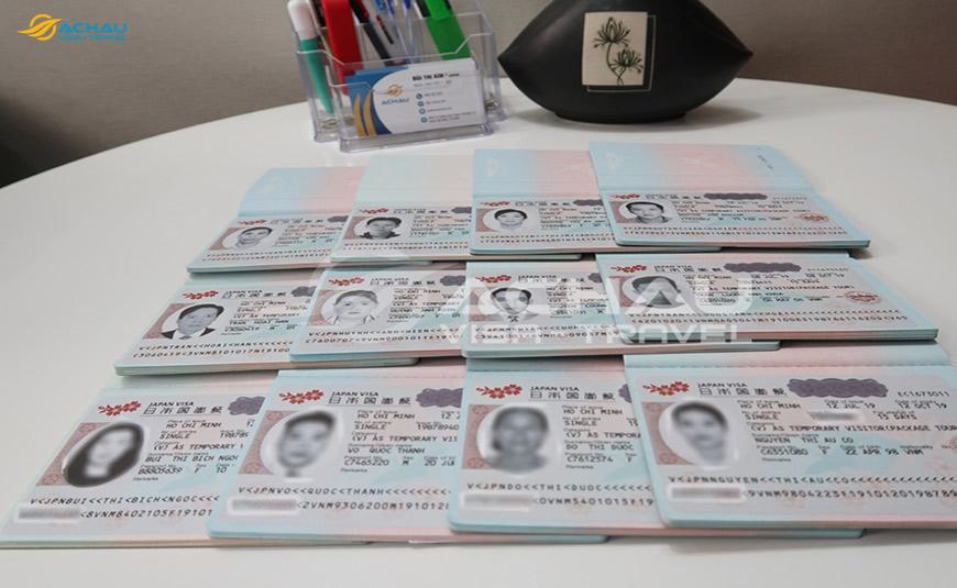 Phải làm gì để không bị rớt Visa Nhật Bản? 2